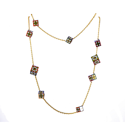 'Cube' Necklace