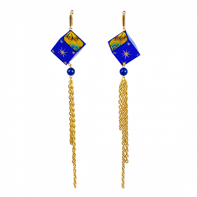 'Chains' Earrings