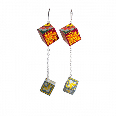 'Pendants' Earrings