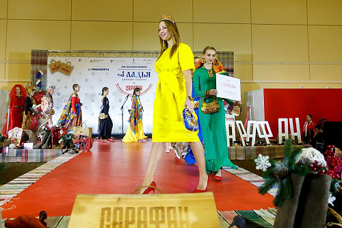 POLINA DIBROVA BECAME AN AMBASSADOR OF FASHION HOUSE LADA&LIZA