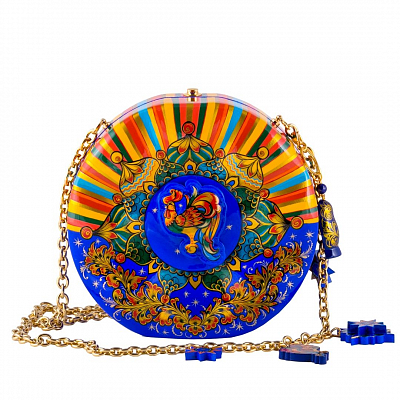 'Golden Drum' Bag