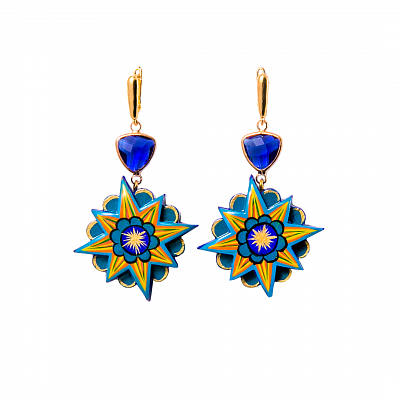 'Stars' Earrings