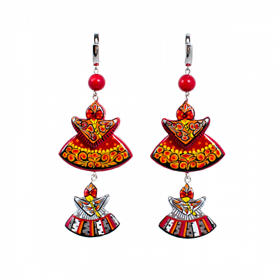 'Khorovod' Earrings
