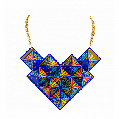 'Triangle' Necklace