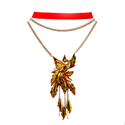 'Firebird' Necklace
