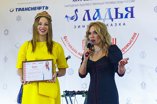 A WIFE OF THE FAMOUS TV JOURNALIST DMITRY DIBROV BECAME AN AMBASSADOR OF FASHION HOUSE LADA&LIZA